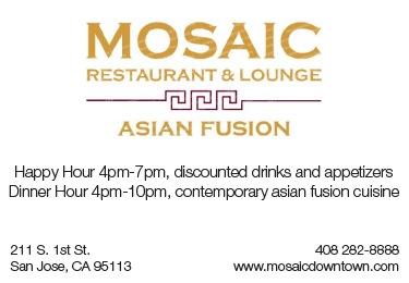 Mosaic Restaurant & Lounge
